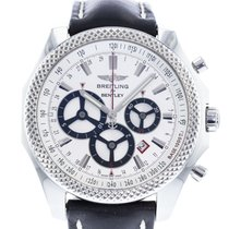 Breitling Bentley Barnato Steel 49mm Silver United States of America, Georgia, Atlanta