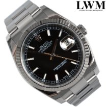 Rolex Datejust Acero 36mm Negro