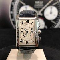 Cartier Tank Américaine White gold 37mm White Roman numerals