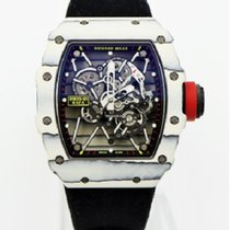 Richard Mille RM35-01 Carbon 2017 RM 035 49.94mm new