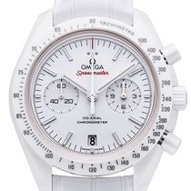 Omega Speedmaster Professional Moonwatch Cerámica 44.2mm Blanco