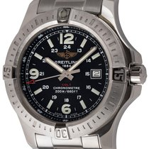 Breitling Colt Quartz Steel 44mm Black United States of America, Texas, Austin