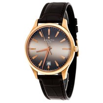 Zenith Rose gold Automatic Zenith Brown 18K Rose Gold Captain Central Second Zenith pre-owned UAE, DUBAI