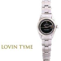 Rolex Lady-Datejust Acero Negro