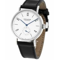 NOMOS Steel 38mm Automatic 641 new