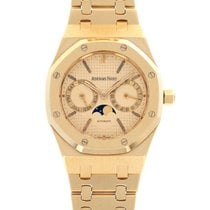 Audemars Piguet Royal Oak Day-Date Or jaune 36mm Champagne