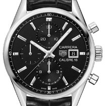 TAG Heuer Steel 41mm Automatic Carrera new United States of America, California, Los Angeles