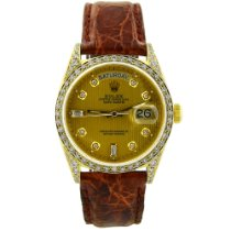 Rolex Day-Date 36 18078 1982 pre-owned