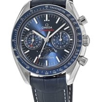Omega Speedmaster Professional Moonwatch Moonphase Steel 44.2mm No numerals United States of America, New York, Brooklyn