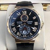 Ulysse Nardin Marine Chronometer 43mm 266-67/43 подержанные