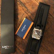 Locman usados Cuarzo 43mm Cristal mineral 5 ATM