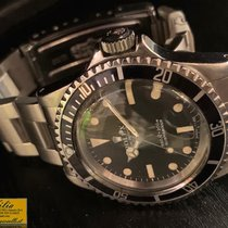 Rolex Submariner (No Date) 5513 box and paper 1971 pre-owned