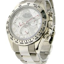 Rolex Used 116509meteorite_used White Gold Daytona with...