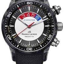 Maurice Lacroix Pontos S Regatta Limited Edition PT6019-CAB01-...