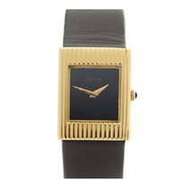 DeLaneau Vintage 18K Yellow Gold Women's - COM430