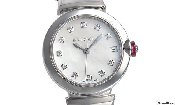 b8a07737fb7 Preços de relógios Bulgari