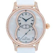 Jaquet-Droz Grande Seconde Mother of Pearl Ladies Watch –...