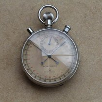 Longines 1/10 SPLIT SECOND STOPWATCH 21J Pocket chronograph...