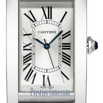 Cartier Tank Américaine new Automatic Watch with original box