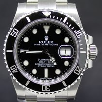 Rolex Submariner Date Steel 40MM Ceramic Full Set 116610LN