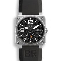 Bell & Ross BR 03-51 GMT Titanium Ref. BR03-51GMT