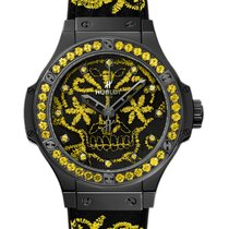 Hublot Big Bang Broderie Ceramic 41mm United Kingdom, London