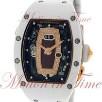 Richard Mille Ceramic Automatic Transparent 34.4mm new RM 037