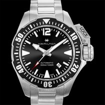 Hamilton Steel 42.00mm Automatic H77605135 new