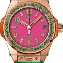 Hublot Big Bang Pop Art Pink United States of America, New York, Brooklyn
