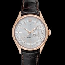 Rolex Cellini Date new Rose gold