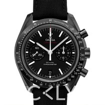 歐米茄 Speedmaster Moonwatch Dark Side of the Moon Black Ceramic/Fa