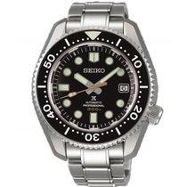 Seiko Prospex SLA021J1 SEIKO PROSPEX SEA Subacqueo Acciaio Nero 44,3mm new