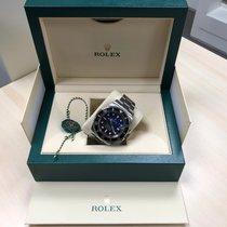 Rolex Sea-Dweller DEEPSEA BLUE JAMES CAMERON