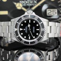 Rolex Submariner NO DATE Stahl Autom. Ref:14060M von 2005