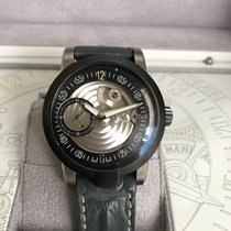 Armin Strom Chronograph 210mm Handaufzug 2018 gebraucht Silber