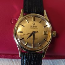 Omega Constellation (Submodel) pre-owned 34mm Yellow gold