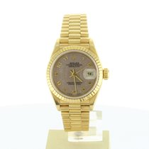 Rolex 69178 Or jaune 1994 Lady-Datejust 26mm occasion France, Marseille