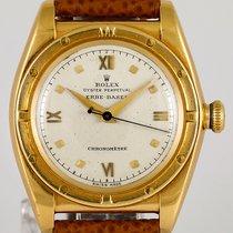 Rolex Bubble Back 3372 1940 occasion