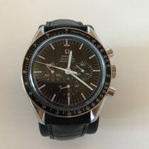 Omega Speedmaster Professional Moonwatch Stahl 42mm Schwarz Keine Ziffern Deutschland, Liederbach