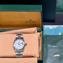Rolex Chronometer 36mm Automatisch 1993 tweedehands Datejust (Submodel) Wit