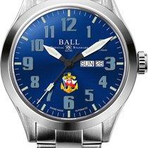 Ball Steel Automatic Blue Arabic numerals 46,00mm new Engineer III