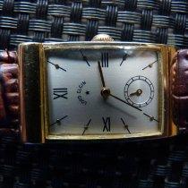 Elgin Gelbgold 20mm Handaufzug Gehäuse Nr. 241734  - Werk Nr. L646625 gebraucht