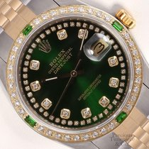 Rolex Datejust 36mm Green United States of America, California, Los Angeles