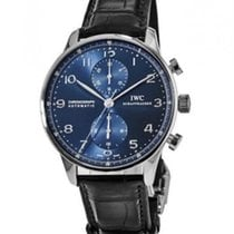 IWC Portuguese Chronograph new Automatic Chronograph Watch only IW371491