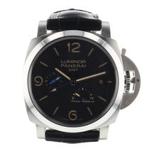 Panerai Luminor 1950 3 Days GMT Power Reserve Automatic Steel 44mm Black United States of America, Florida, Miami