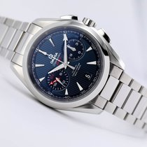 Omega Seamaster Aqua Terra Steel 43mm Blue No numerals United States of America, New Jersey, Princeton