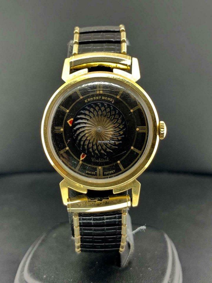 fee52978256b Relojes Ernest Borel - Precios de todos los relojes Ernest Borel en Chrono24