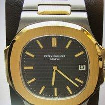Patek Philippe 3700 Gold/Stahl 1982 Nautilus 42mm gebraucht