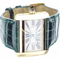 Cartier Tank Divan Rose gold 38mm White United States of America, Illinois, BUFFALO GROVE