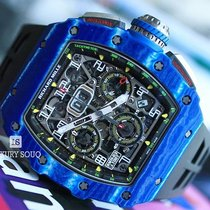 Richard Mille RM 011 Carbon Proziran